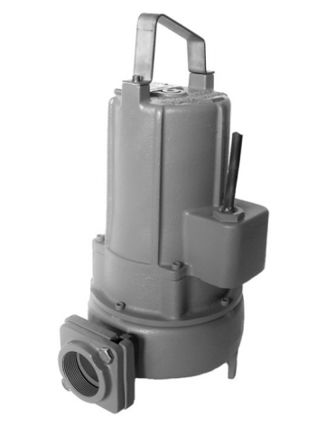 Javelin 50TR4 Cast Iron Submersible pump with Stainless Steel handle