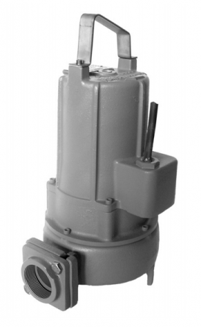 Javelin 50TR1/6 Submersible pump with flanged outlet and handle
