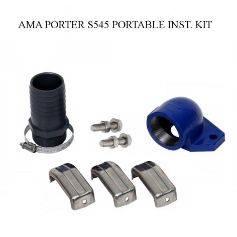 Portable Installation Kit for KSB AMA-Porter S545 Series Pumps (DN50)