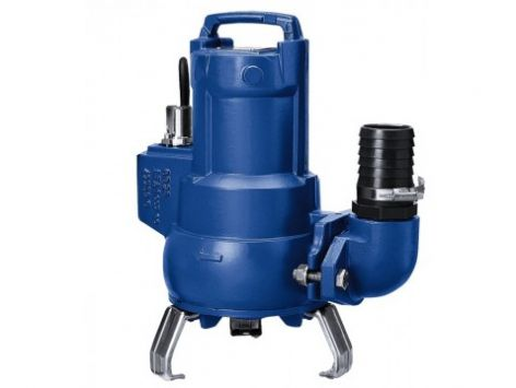 KSB AMA-Porter SB 545 NE Cutter Pump, 240V without floatswitch