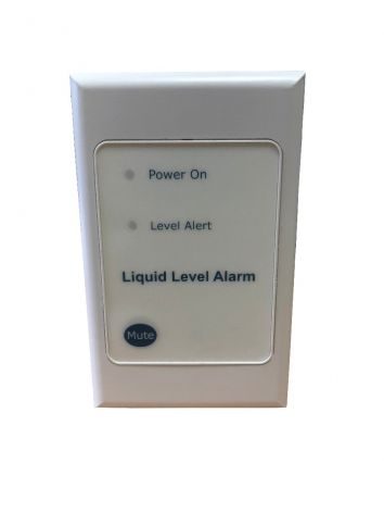 Liquid Level Alert Unit with Mute Button
