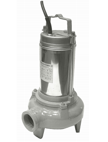 Stainless Steel Javlin VR511 Submersible Pump with handle