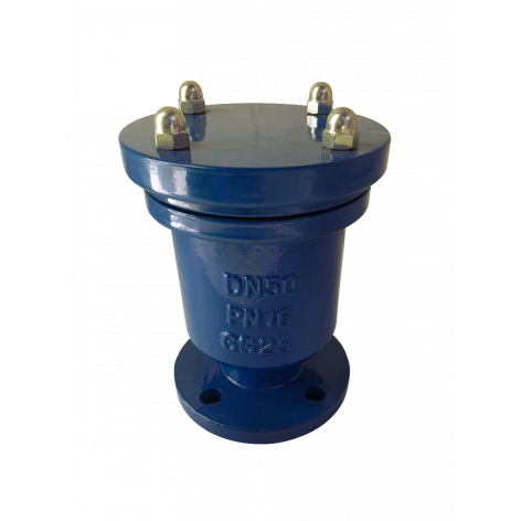 50mm Cast iron Single Orifice Air Release Valve