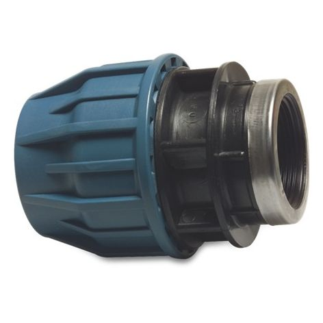 Compression Adaptor 90mm x 2""