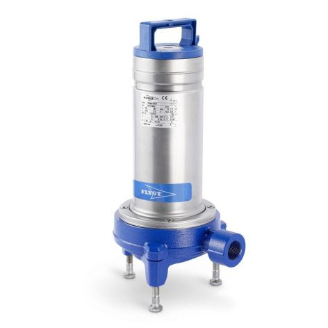 """Javelin SC10M50 Submersible Cutter Pump with 2"""" Discharge"""
