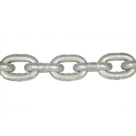 Galvanised Lifting Chain - 7m