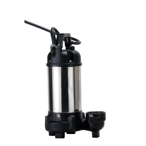 Javelin SC10MA50 Submersible Cutter Pump with integral float switch
