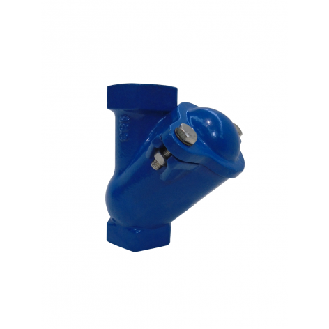 50mm Screwed BSP Ductile Iron Ball Check Valve