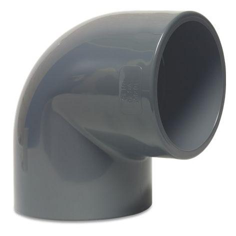 "PVC-U 90º Elbow 1¼"""
