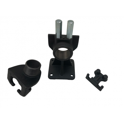 Discharge kit for Jivex 3010 pumps