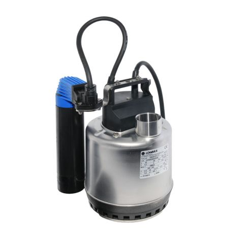 Lowara DOC pump with Red Float switch