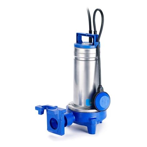 "Javelin SC10M50 Submersible Cutter Pump with 2"" Discharge"