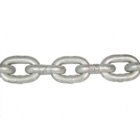 Galvanised Lifting Chain - 7m